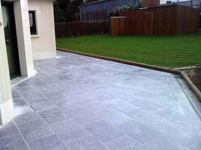 Meilleur Terrasse Granit