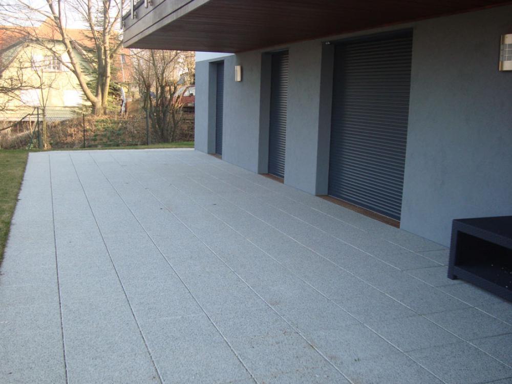 Terrasse dalle granit Nos Conseils