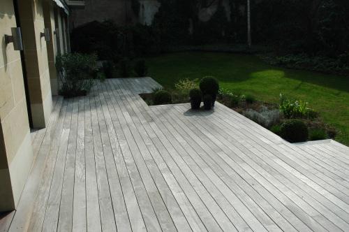 Terrasse teck gris Nos Conseils