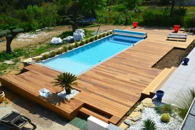 Terrasse Et Piscine Concept