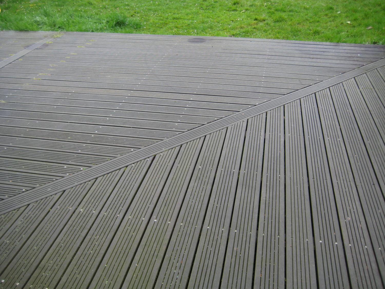Lames de Terrasse Bois Exotique Double Profil 21 x 145 mm