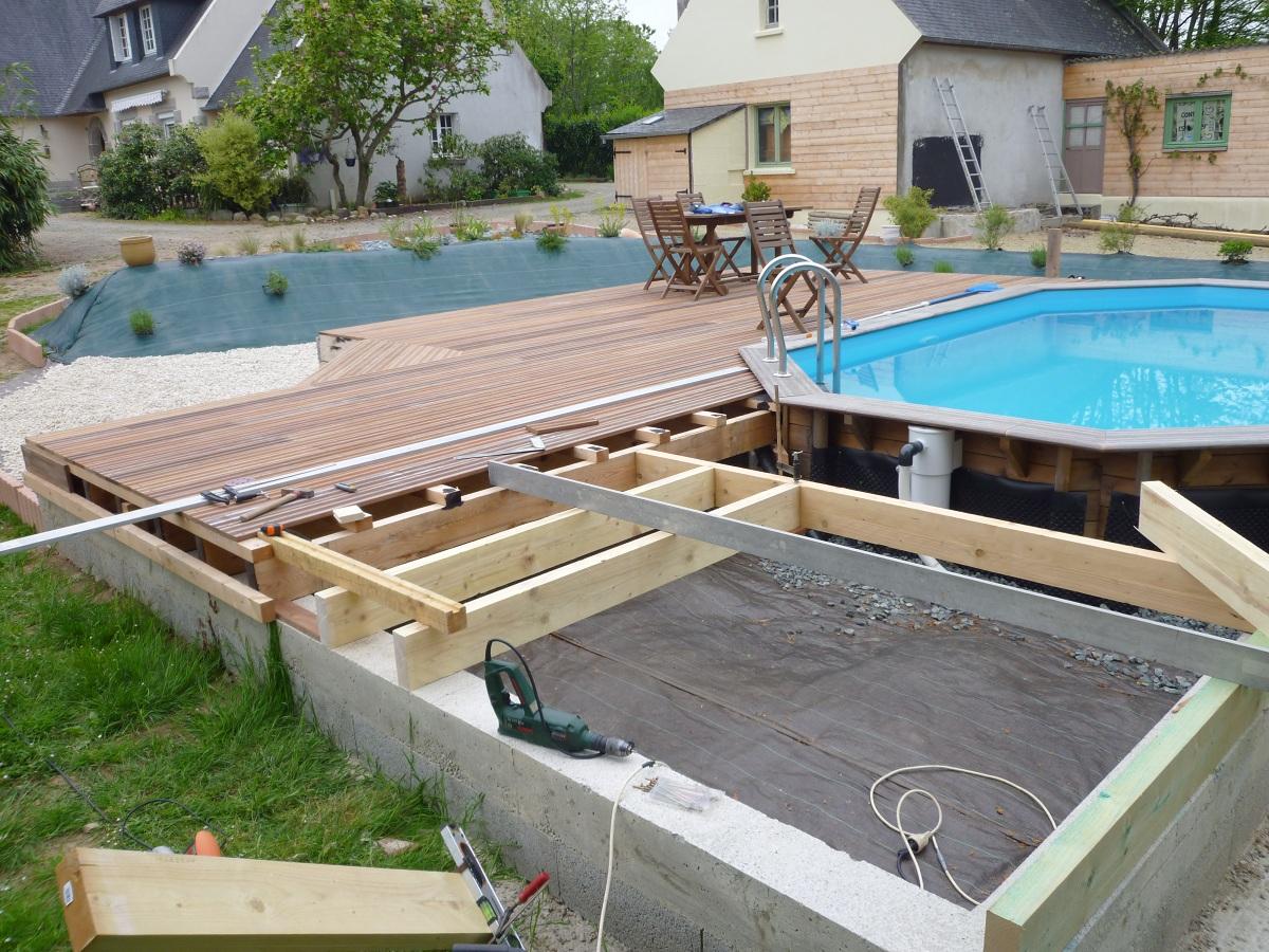 Terrasse bois piscine avis Nos Conseils
