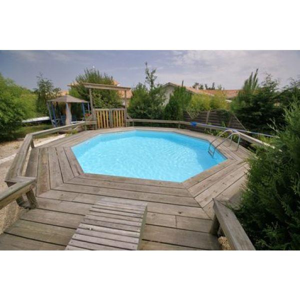 Tous les types de piscines en bois