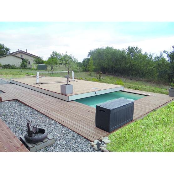 Terrasse Pour Piscine Terrasse Mobile Pour Piscine