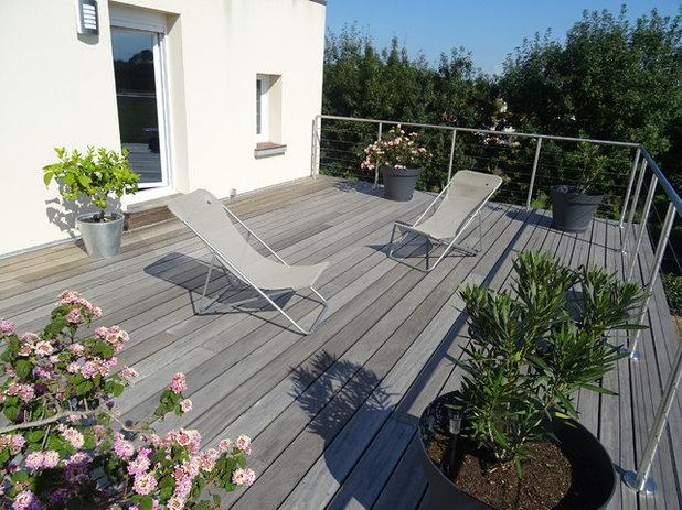 8 questions à se poser avant d aménager une terrasse suspendue
