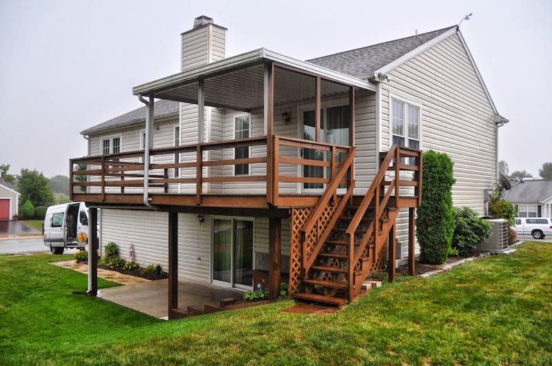 Terrasse suspendue en bois fiche pratique et idées déco à