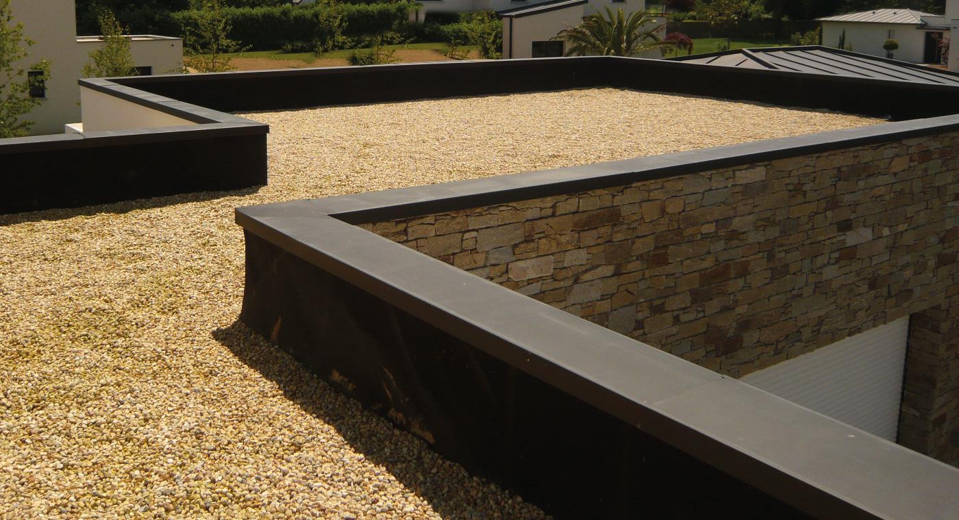 Réalisez l étanchéité d un toit plat ou d une toiture terrasse