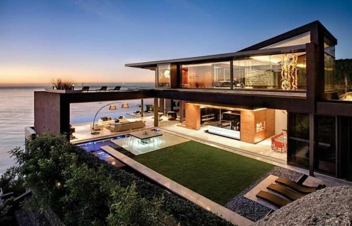 Terrasse toit plat