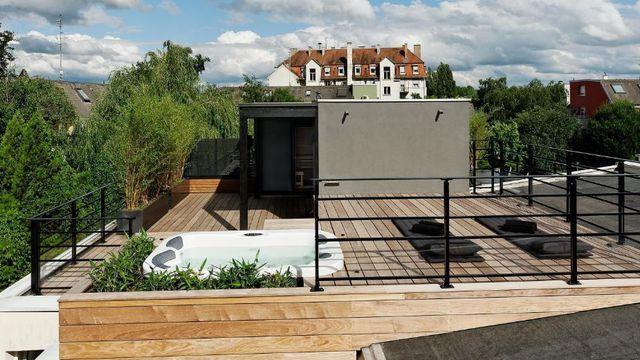 Toit de terrasse