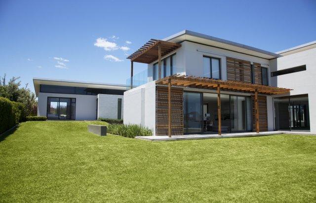 8 raisons d'adopter des maisons à toit plat