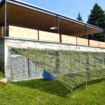 Toit En Beton Ment Tancher Une Terrasse Finest Posez Le Revtement