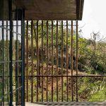 Toit En Beton Parement De Pierre Naturelle Et toit Végétalisé D Une Maison