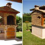 Toit En Beton Un Barbecue En Briques Et En Béton Cellulaire Les Plus