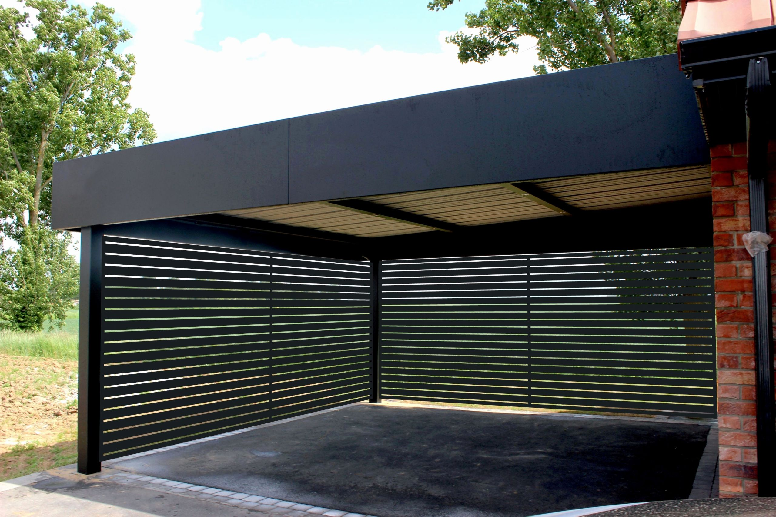 35 Inspirant Galerie De Garage toit Plat Beton