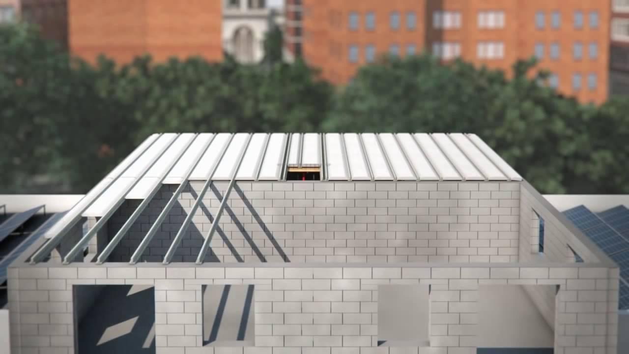 Plancher Toiture Terrasse 720p