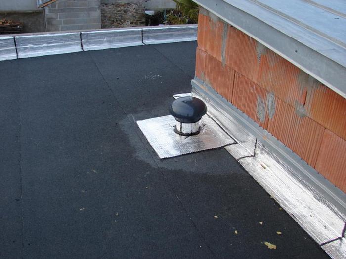 Assurer l'étanchéité de la toiture terrasse etancheite