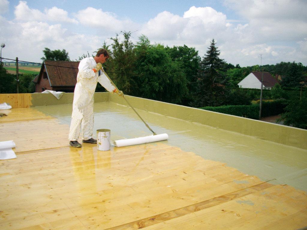 Étanchéité d un toit plat produits et prix au m2