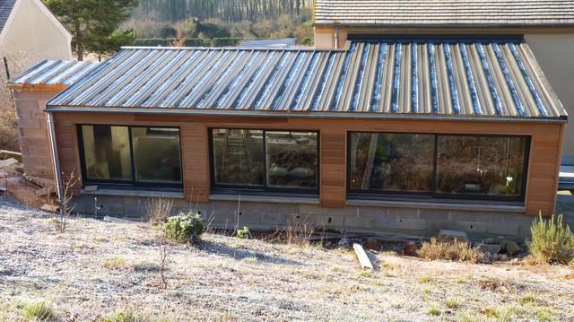 Terrasse couverte en bac acier Nos Conseils