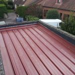 Toit Terrasse Bac Acier toiture Garage Bac Acier Hd13