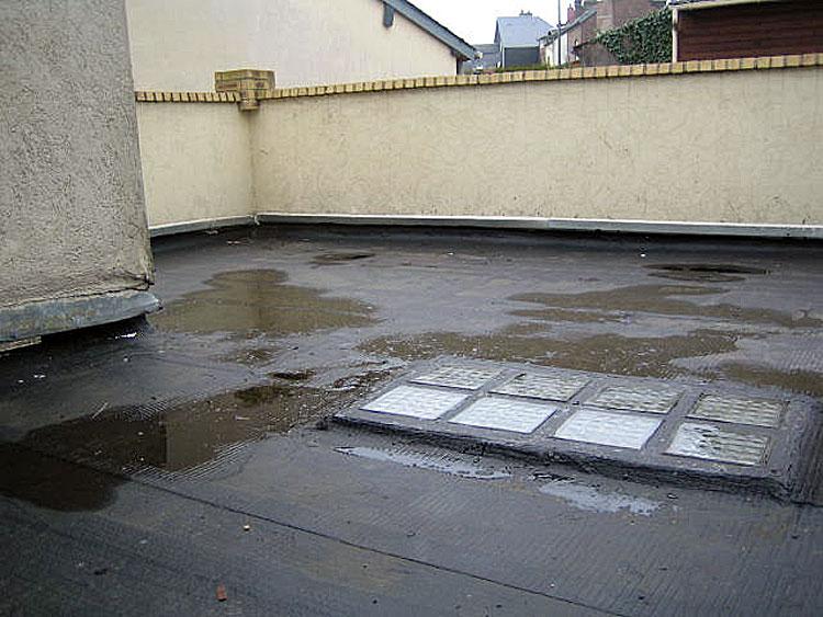 Conseils rénovation maison couverture d un toit terrasse à