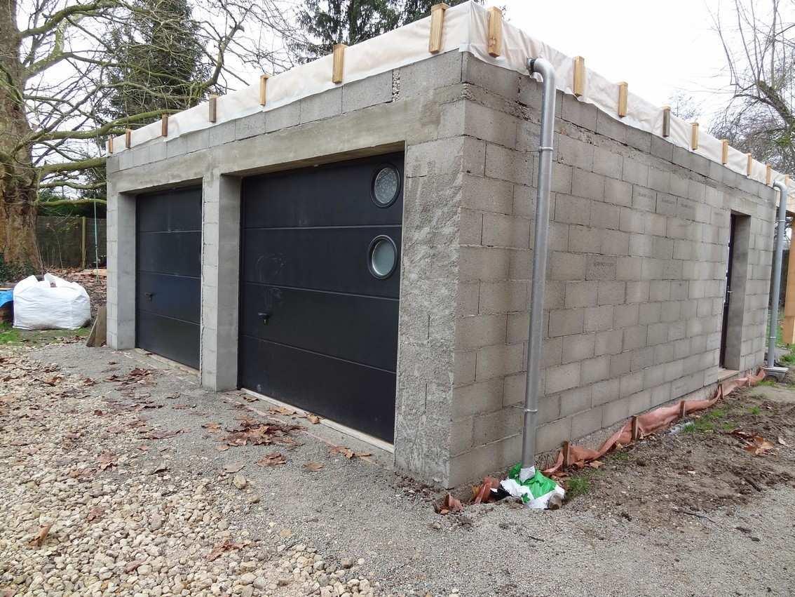 Faire un toit terrasse en beton veranda styledevie