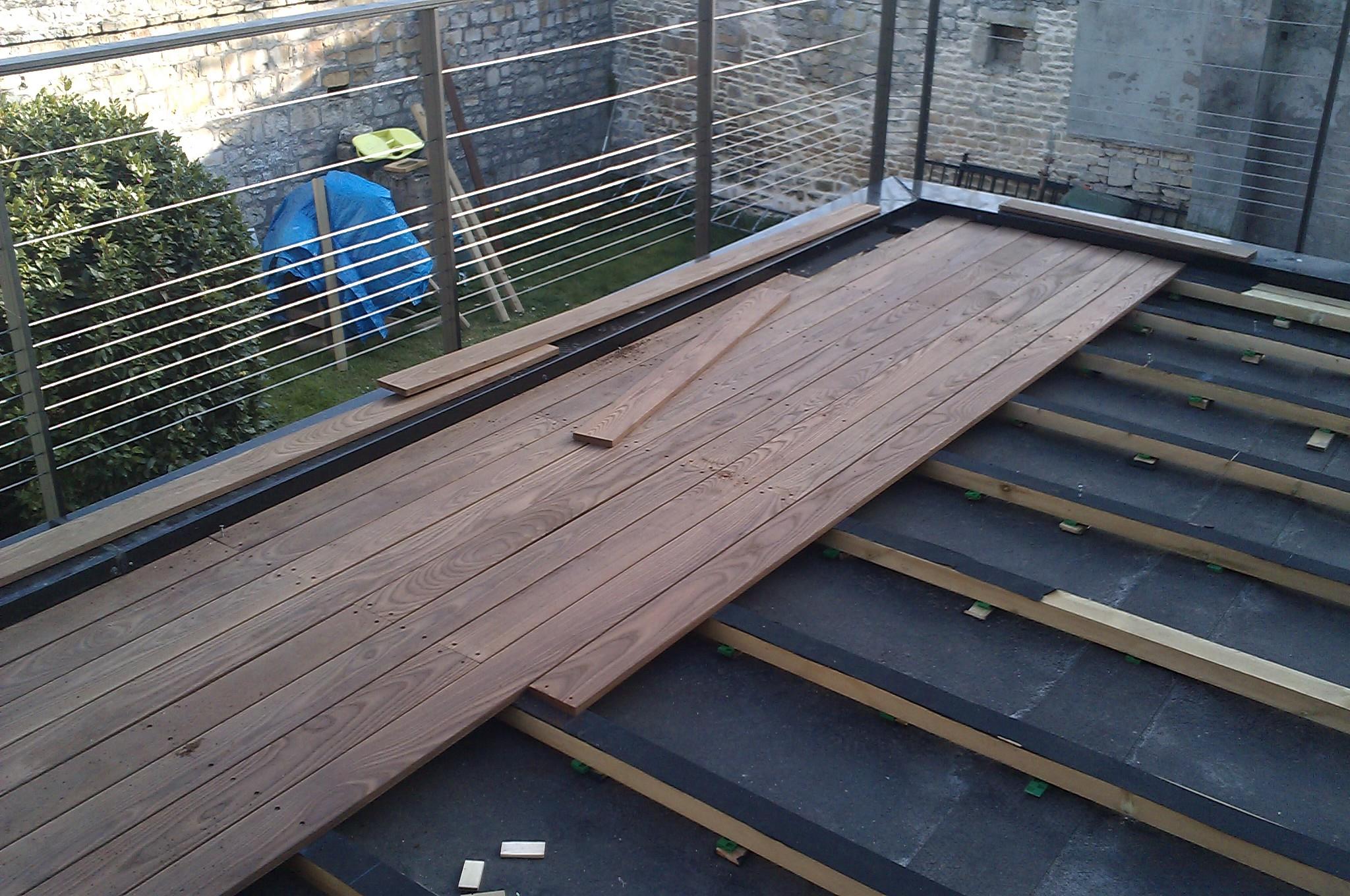 créations de terrasse ZL Bois construction bois