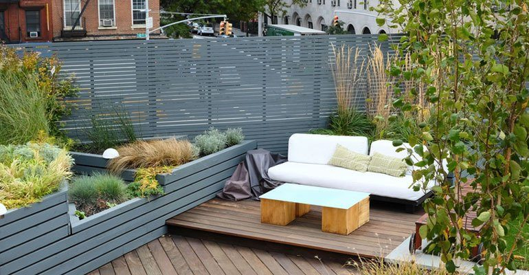 ment installer facilement un toit terrasse bois