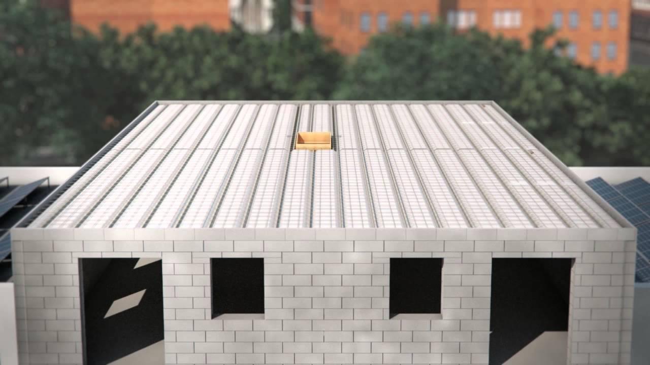 Plancher Toiture Terrasse