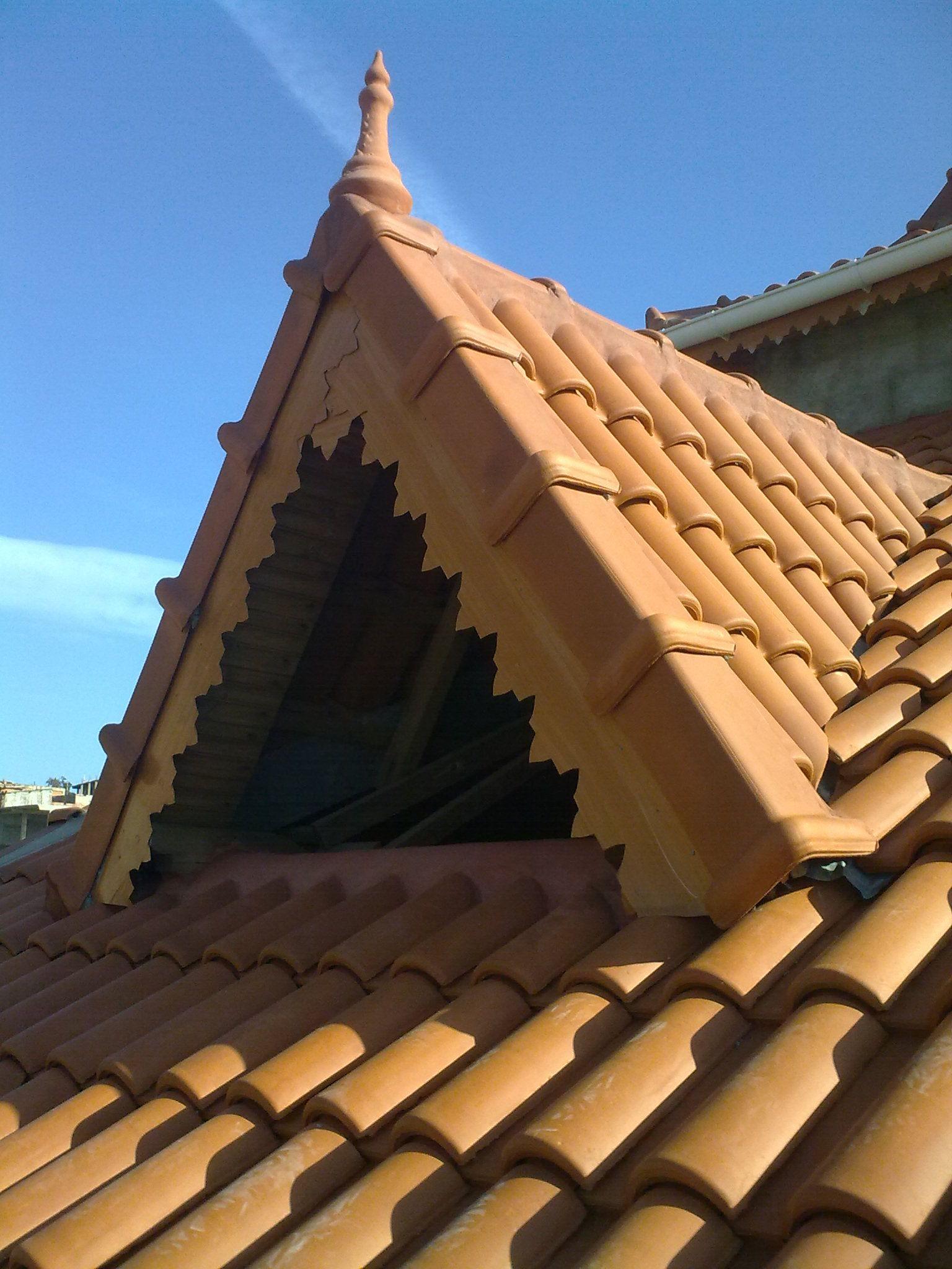 charpente en bois toiture Décoration