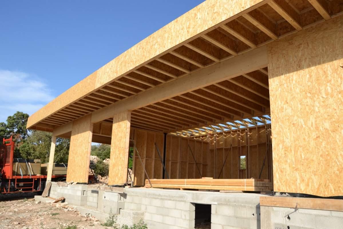 Créateur et fabricant de maison moderne à ossature bois à