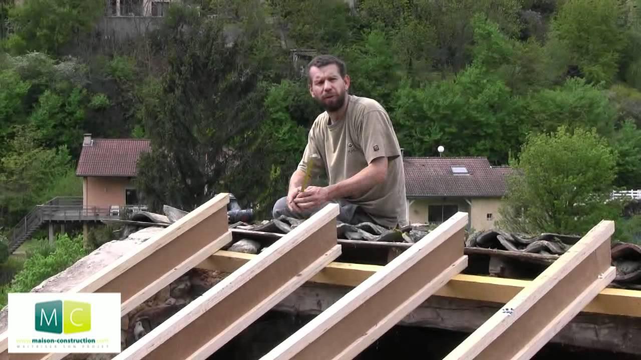 Rénovation toiture refaire une toiture ancienne