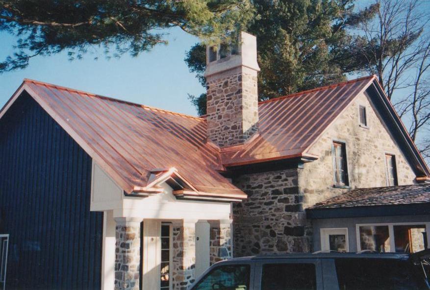 Couvertures Montérégiennes │ Étanchéité de toitures