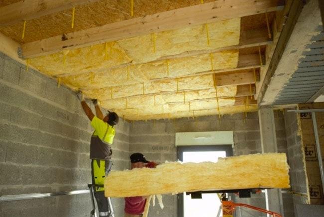 La solution pour l'isolation par l'intérieur des toitures