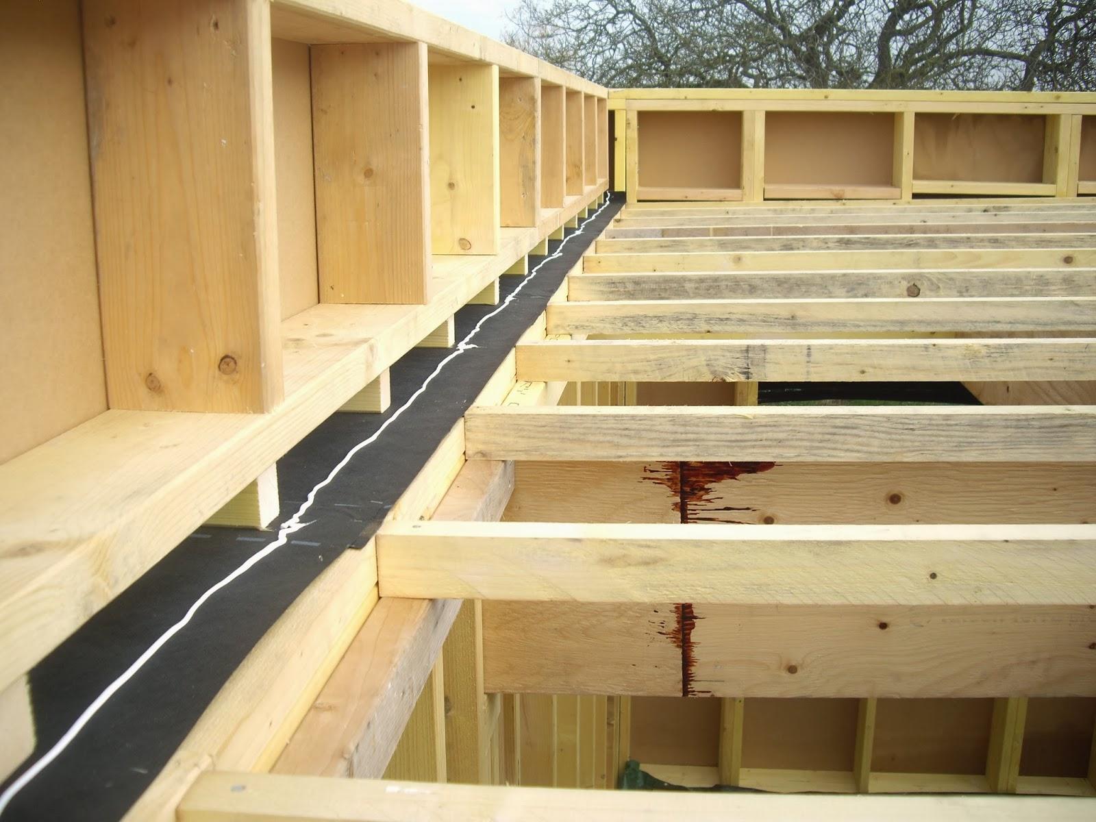 Notre auto construction passive Maison ossature bois M