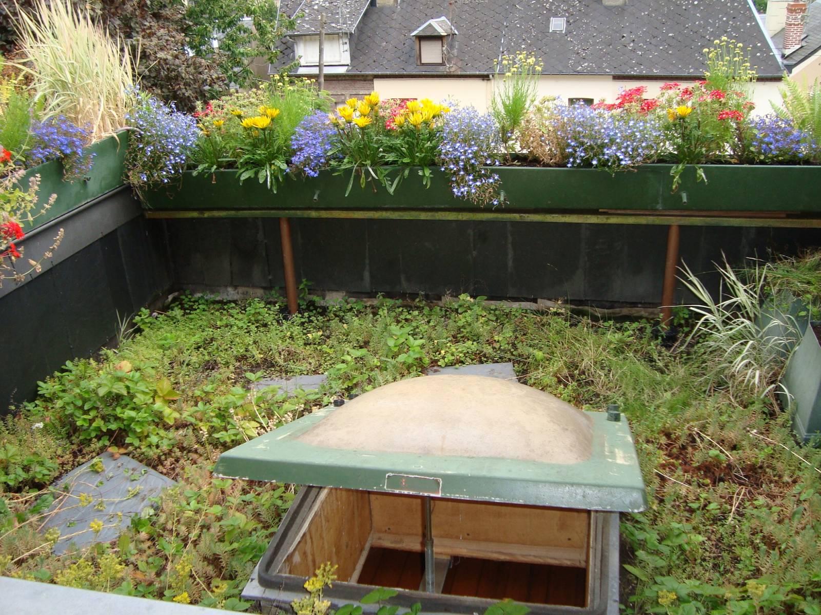 Toiture Terrasse Accessible toiture Terrasse Accessible Ou Végétalisée à Notre Dame De