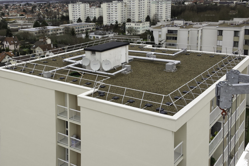 Toiture Terrasse Inaccessible Concept