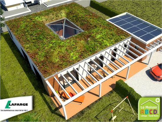 Toiture Terrasse Végétalisée Les Différentes Méthodes Pour Végétaliser Le toit Terrasse