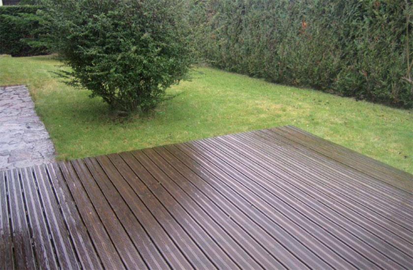 Lames de terrasses et bois extérieurs