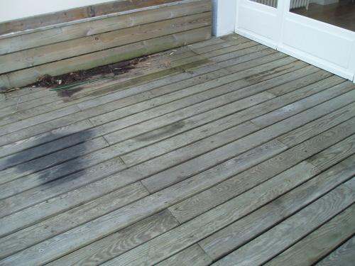ment traiter terrasse en pin La réponse est sur