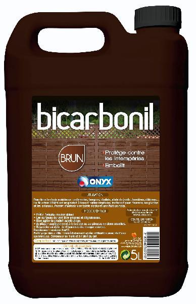 Traitement bois autoclave extérieur BICARBONIL brun bidon