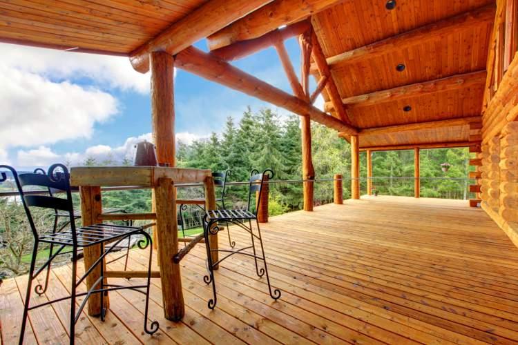 Traitement de terrasse en bois Mauler entretien de