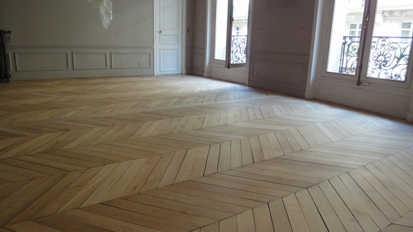 Satymat Vitrification parquet Paris