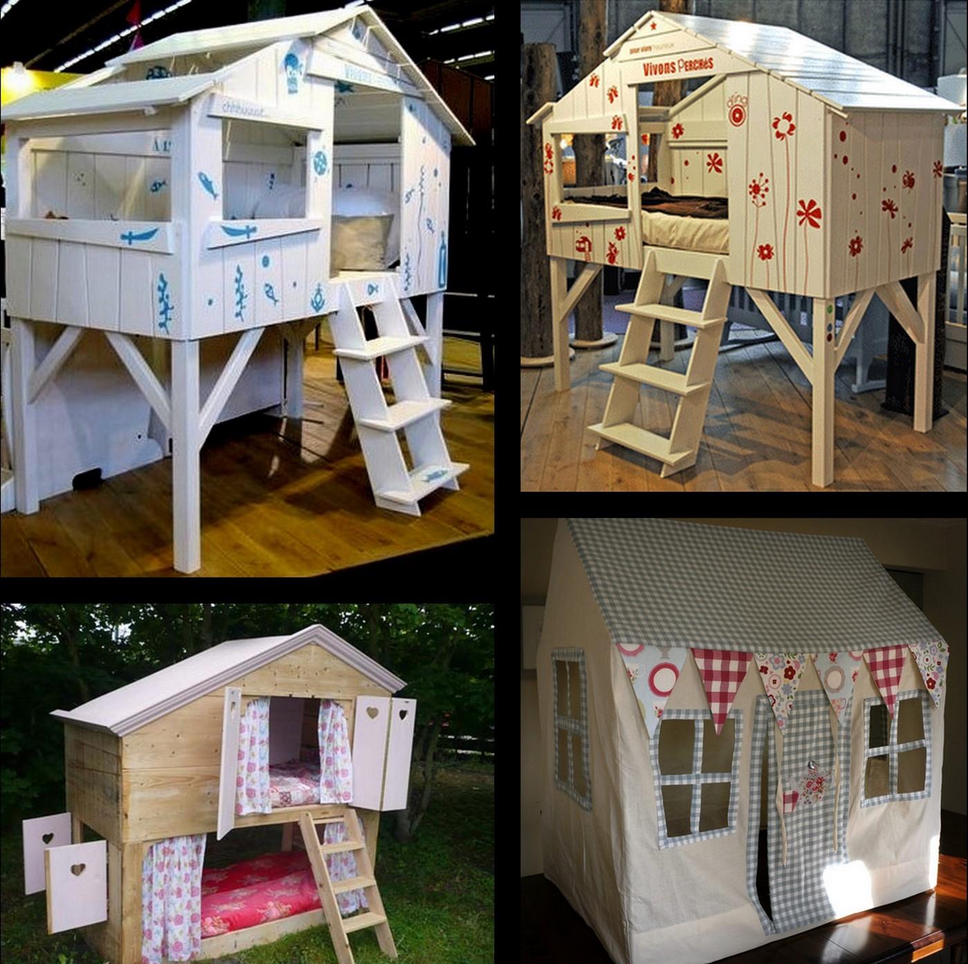 100+ [ Plan Maison Enfant ] | Aménagement Devanture Maison ... pour Cabane De Jardin Enfant Pas Cher
