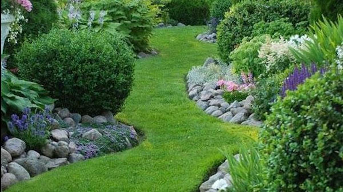 11 Superbes Bordures De Jardin Que Vous Aimeriez Bien Avoir ... pour Bordure Jardin Pas Cher