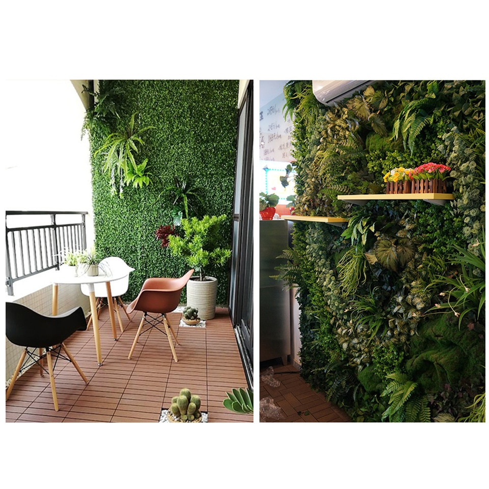 12/18 Cepler Bitki Yetiştirme Çantası Dikey Yatay Yeşil Asılı Duvar Bahçe  Fide Bitki Büyümek Çanta Ekici Siyah serapportantà Salon De Jardin Discount