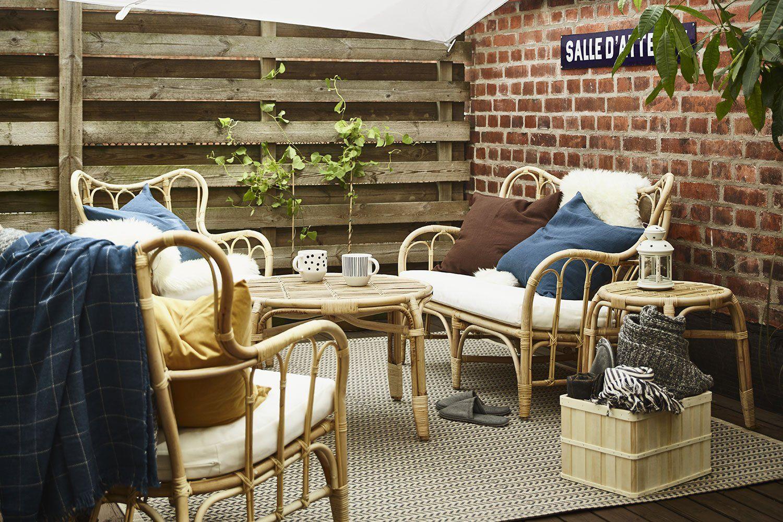 15 Salons De Jardin Quali À Prix Mini ! | Agrément De Jardin ... concernant Mobilier De Jardin Ikea