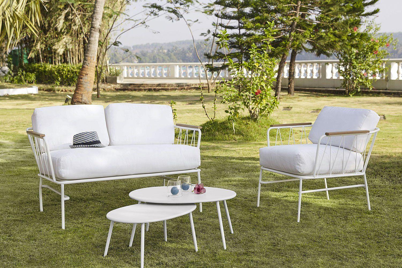 15 Salons De Jardin Quali À Prix Mini ! | Jardin Maison ... tout Canapé De Jardin Pas Cher