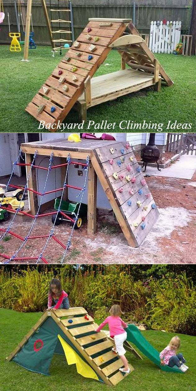 17 Cute Upcycled Pallet Projects For Kids Outdoor Fun ... destiné Maison Jardin Jouet