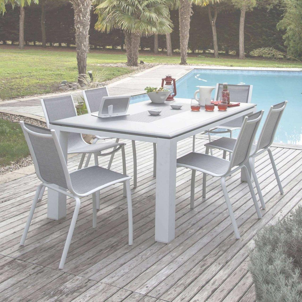 50 Centrakor Table De Jardin   Table De Jardin, Salon De ... intérieur Salon De Jardin Centrakor