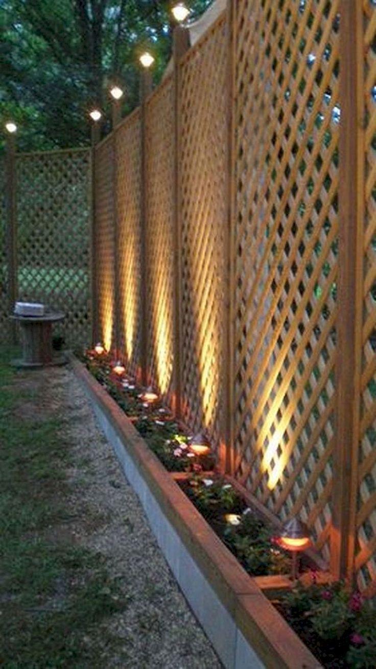 57 Magnifiques Idées De Design Pour Les Clôtures De Jardin ... tout Clotures De Jardin
